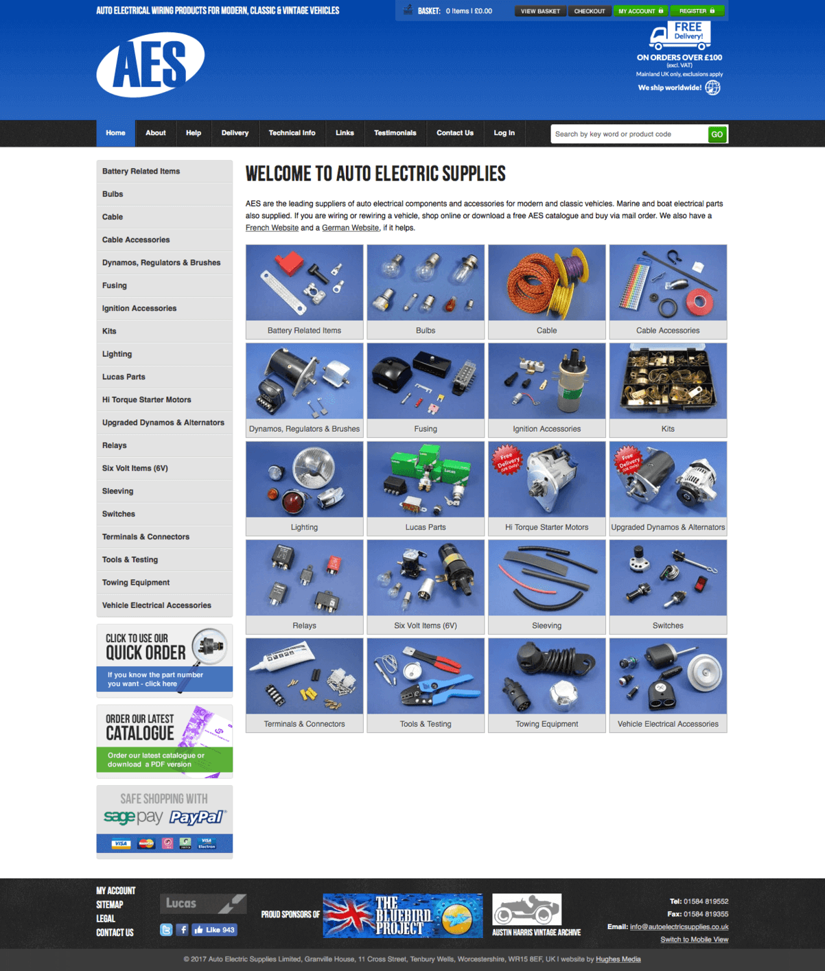 Awesome Auto Electric Supplies Wiring Cloud Tobiqorsaluggs Outletorg