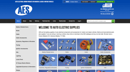 Auto Electric Supplies