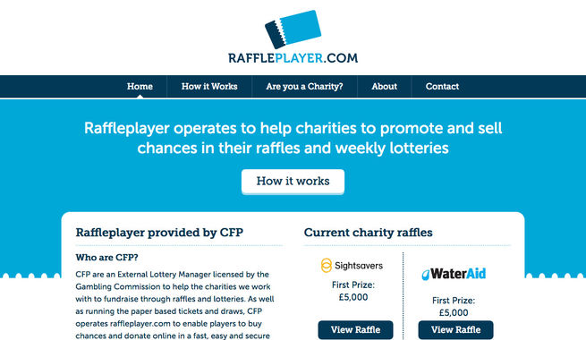 Raffle Player