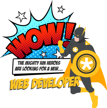 HM Heroes - Web Developer Job